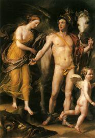 ΠΕΡΣΕΑΣ ΚΑΙ ΑΝΔΡΟΜΕΔΑ από τον Anton Raphael Mengs (1770-1776, Ερμιτάζ, Αγία Πετρούπολη)
